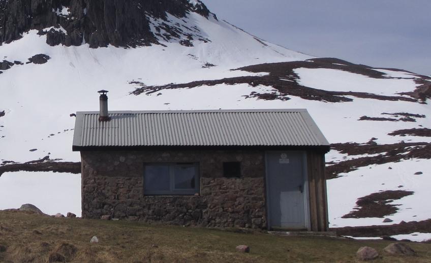 Hutchison Memorial Hut (photo courtesy MBA)